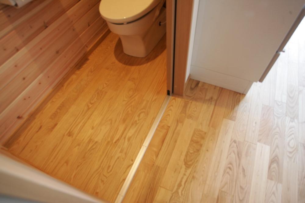 寝室と手洗いの工夫あふれたリフォーム事例